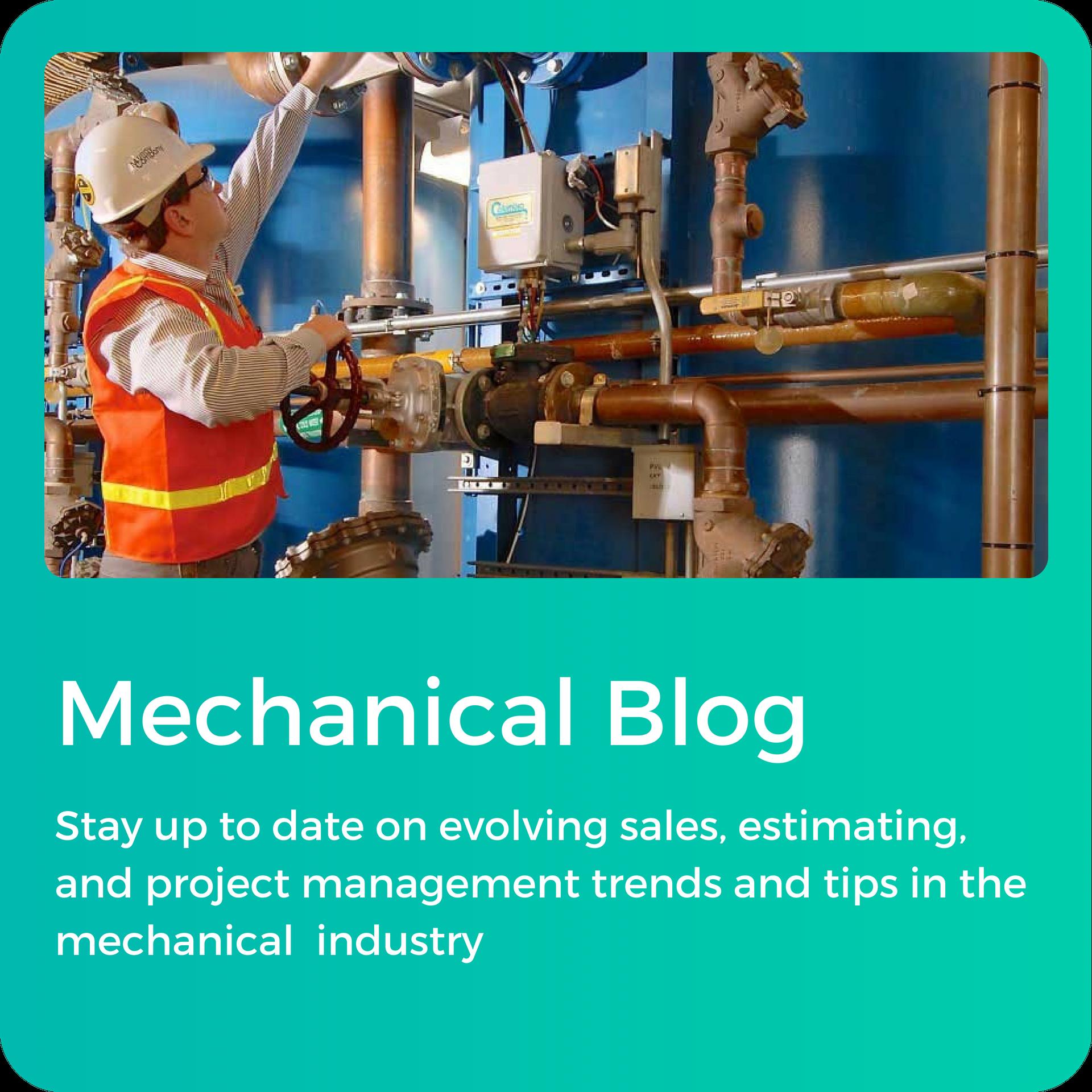 Mechanical blog